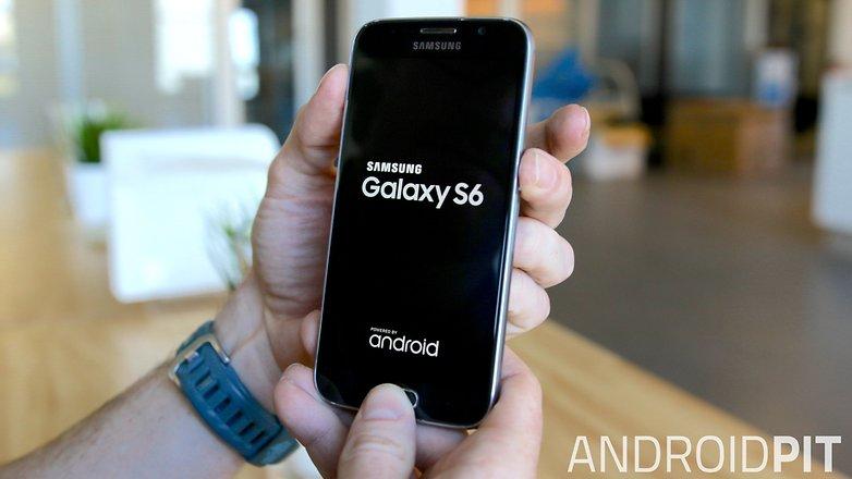 Загрузчик AndroidPIT Samsung Galaxy S6