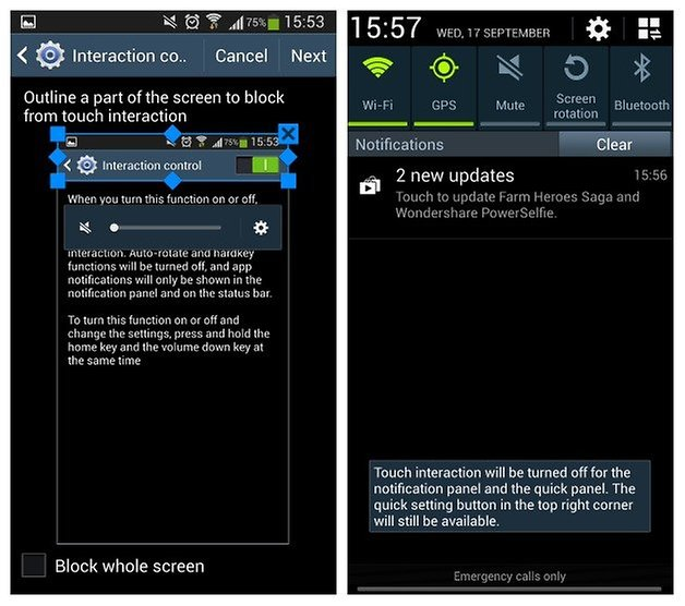 Найти все сообщения от TouchWiz