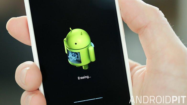 Удаление героя AndroidPIT Moto X