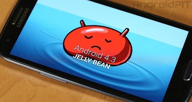 проблемы с android 4 3 s3