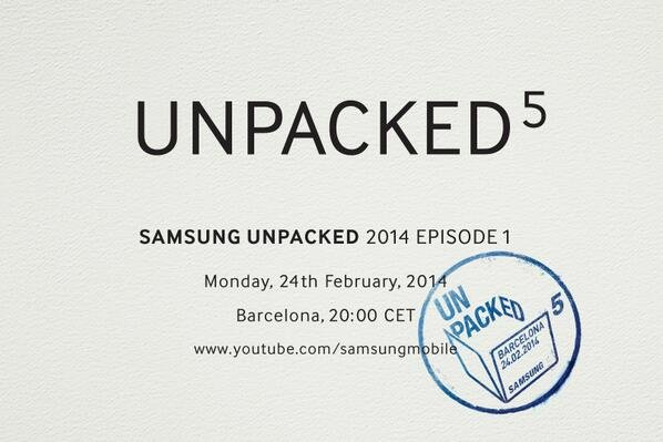 All signs point towards February 24th release of Galaxy S5