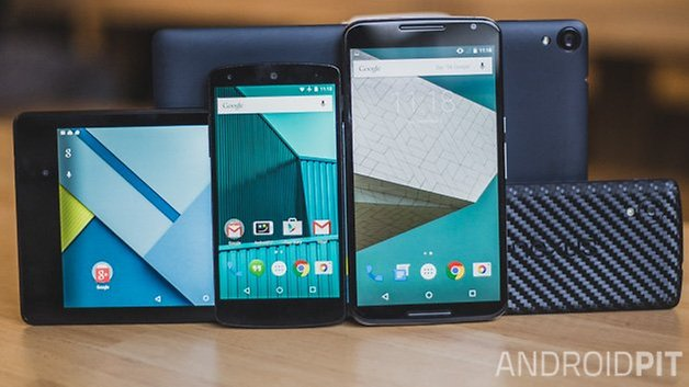 Семейство Nexus 3