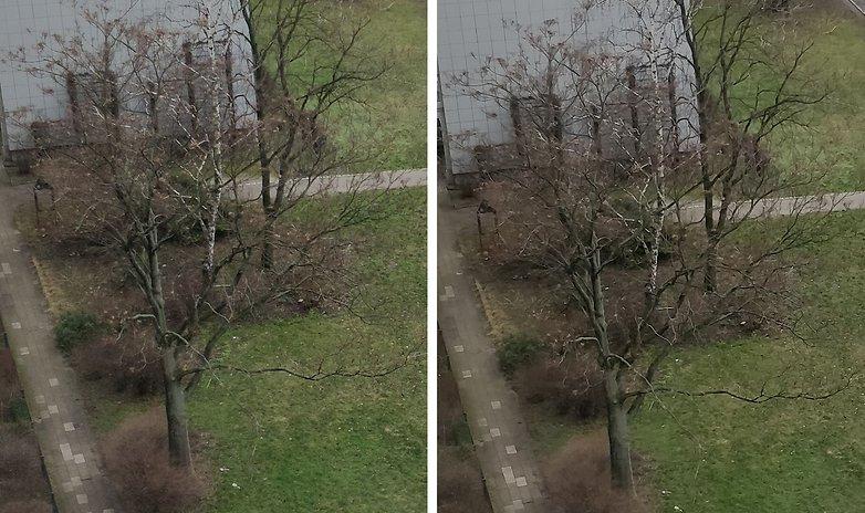 мод камеры m включен vs выключен