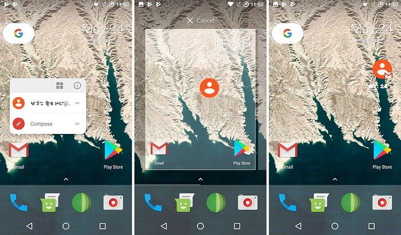 pixel launcher add app shortcut to home screen