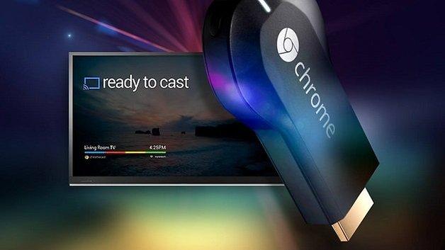 AndroidPit Chromecast тизер