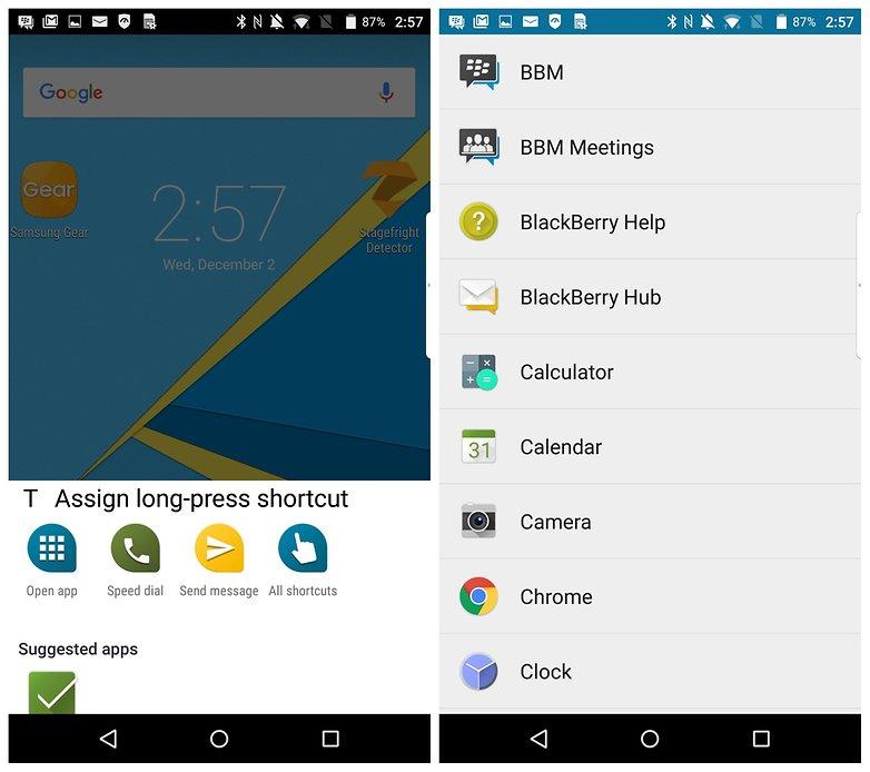 Androidpit Blackberry Priv советы 2