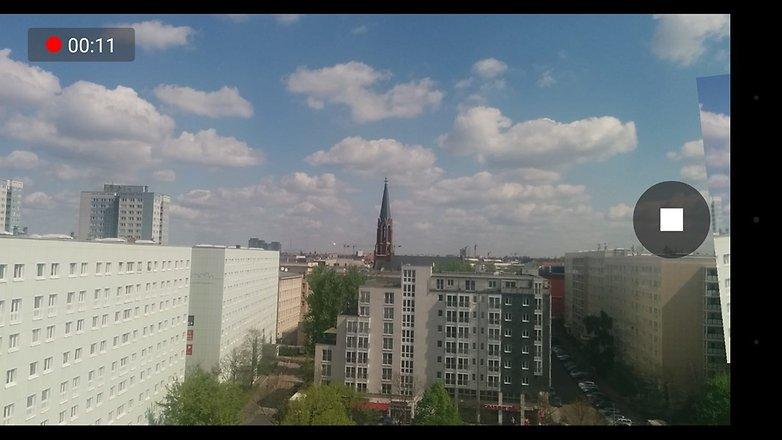 AndroidPit Nexus 5 снимок видео