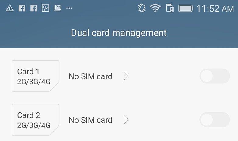androidpit honor 7 управление двумя картами