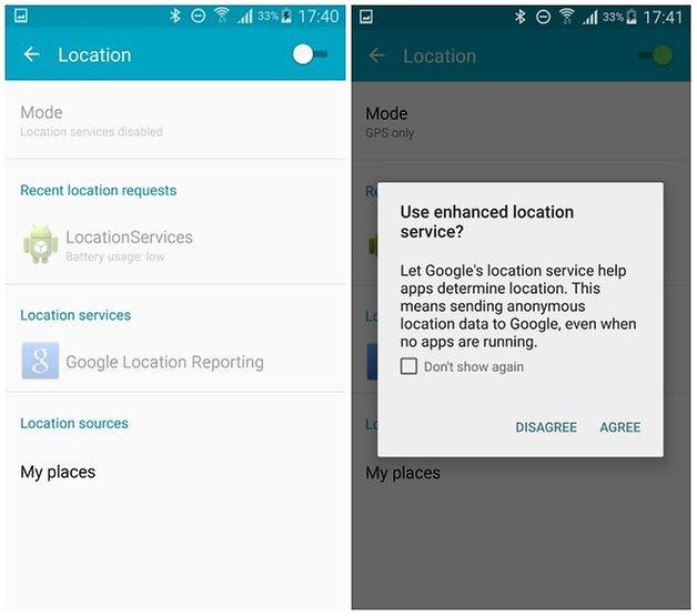 androidpit galaxy note 4 проблемы и решения gps location