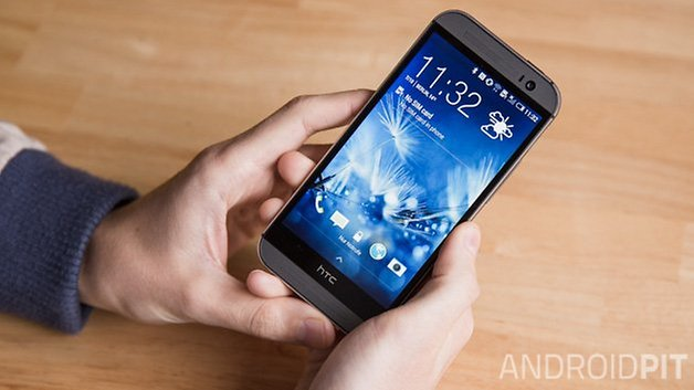 androidpit htc one m8 тизер