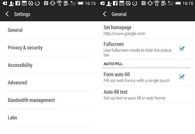 androidpit htc one m7 веб-настройки 2