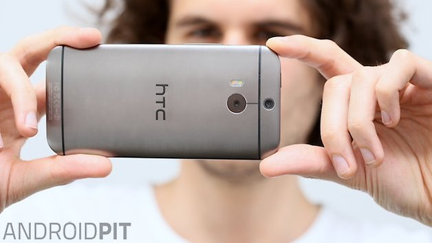 androidpit htc one камера тизер