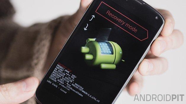 androidpit nexus 4 восстановление