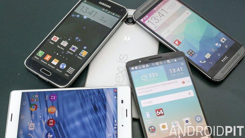 androidpit устройства Android 5