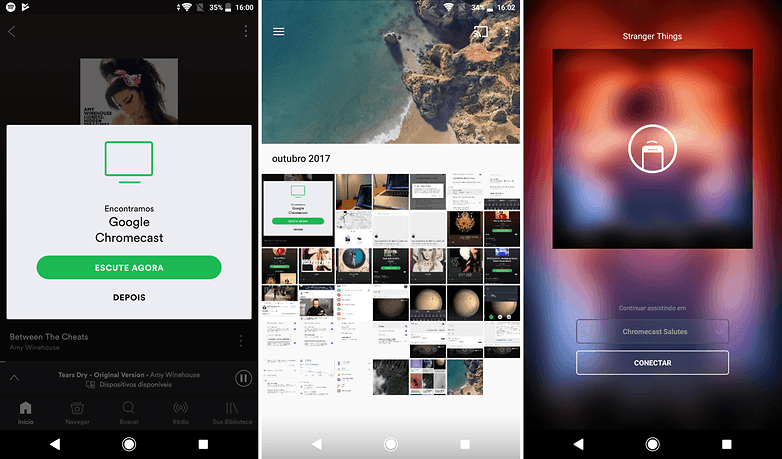 альтернативные приложения Chromecast