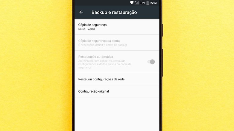 backup restauracao google play tips