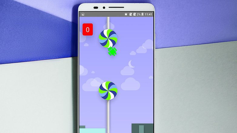AndroidPIT ANDROID Easter egg Lollipop