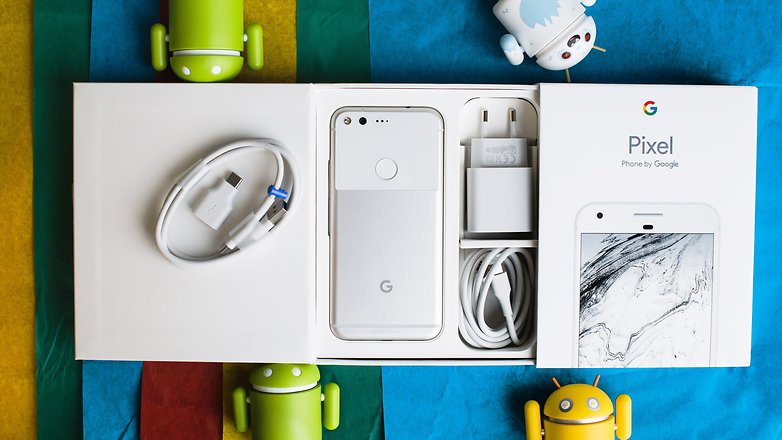 AndroidPIt Google Pixel XL 9727