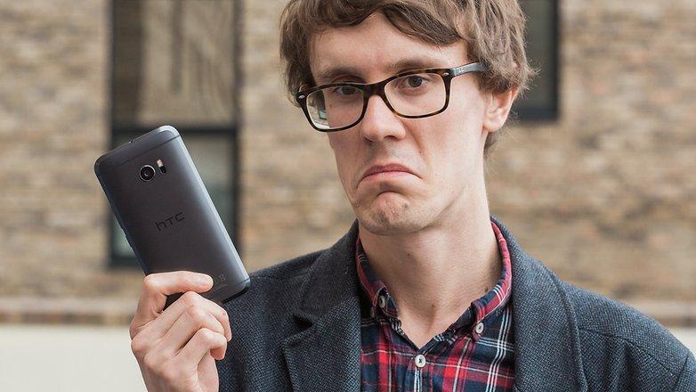 Запуск AndroidPIT HTC M10 3963