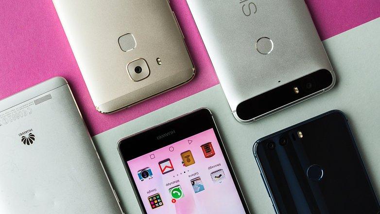 AndroidPIT лучшие смартфоны huawei 0840