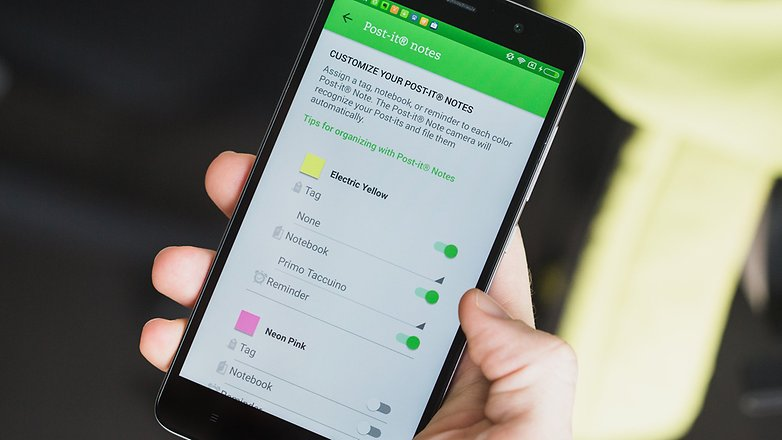 Советы по AndroidPIT evernote 3025