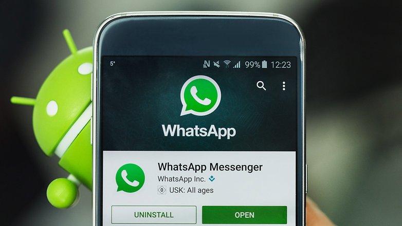 Androidpit лучшее приложение для текстовых сообщений WhatsApp 9935
