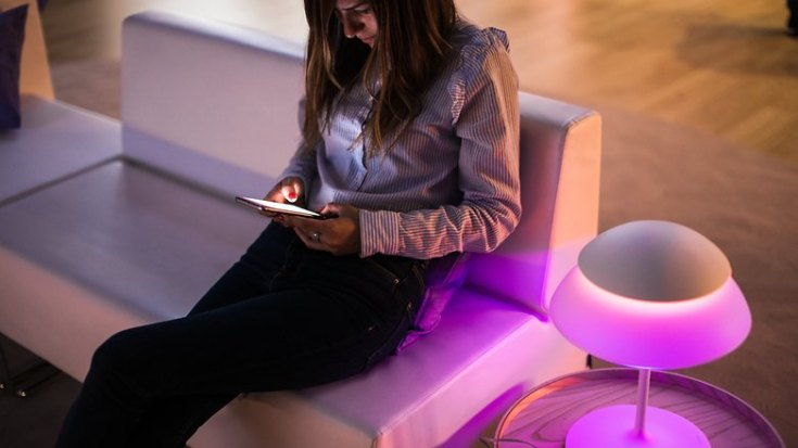 AndroidPIT philips hue smart home smart lights 9488