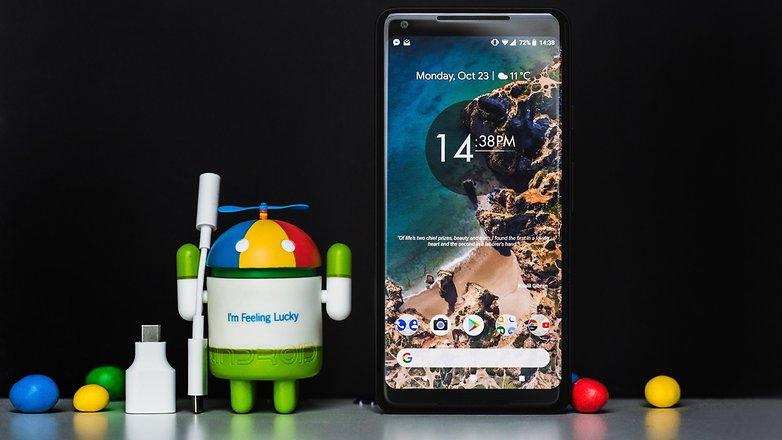 AndroidPIT Google Pixel 2 XL 1598