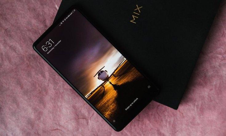 AndroidPIT Xiaomi mi mix 2 2271