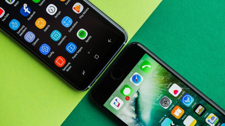AndroidPIT Samsung Galaxy S8 vs iPhone 7 2370