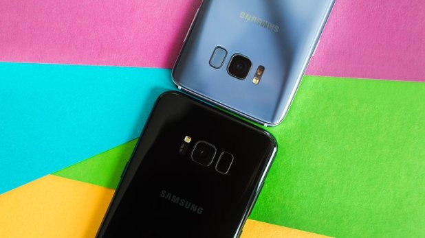 AndroidPIT Samsung Galaxy S8 vs S8plus 2081