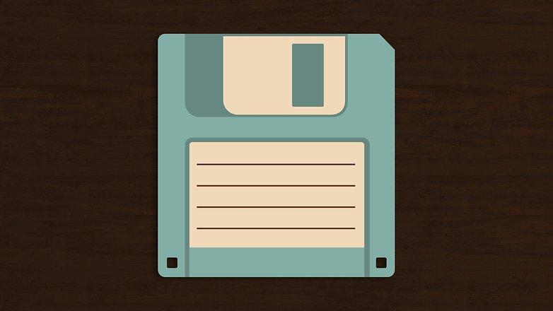 Герой гибких дисков AndroidPIT
