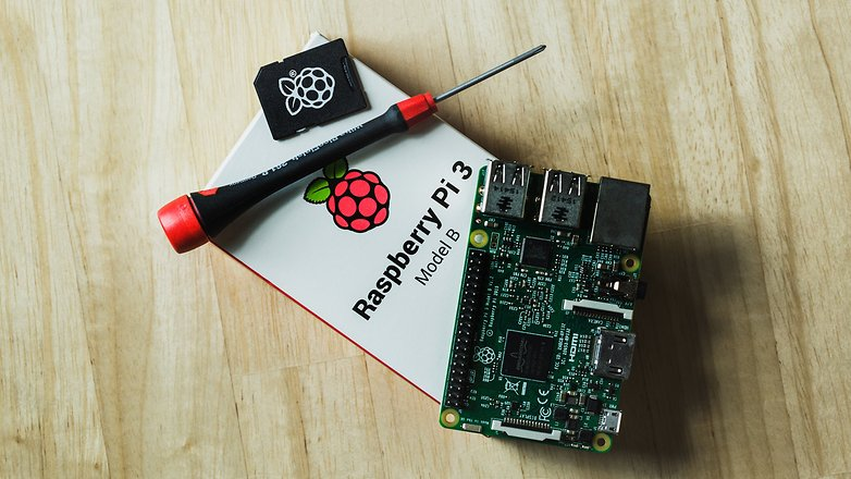 AndroidPIT Google Assistant Raspberry Pi 1331