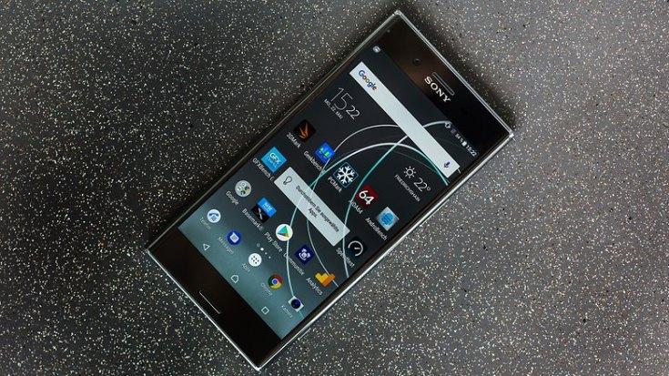 AndroidPIT sony xperia xz premium 9440