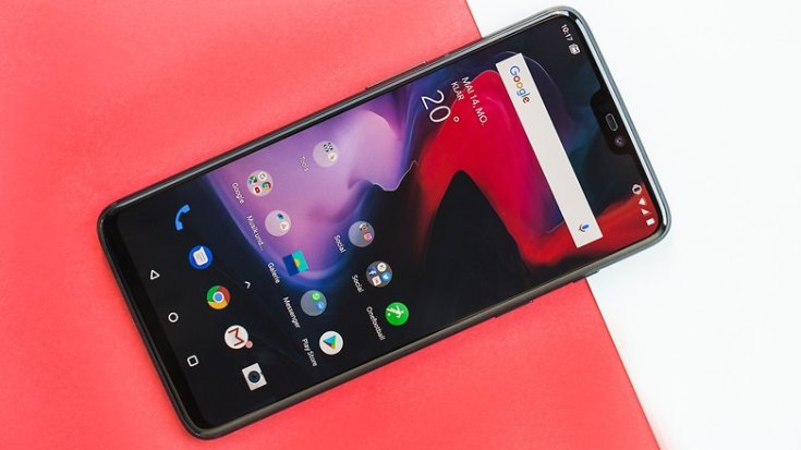 AndroidPIT OnePlus 6 5919