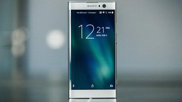 AndroidPIT Sony Xperia XA2 0170
