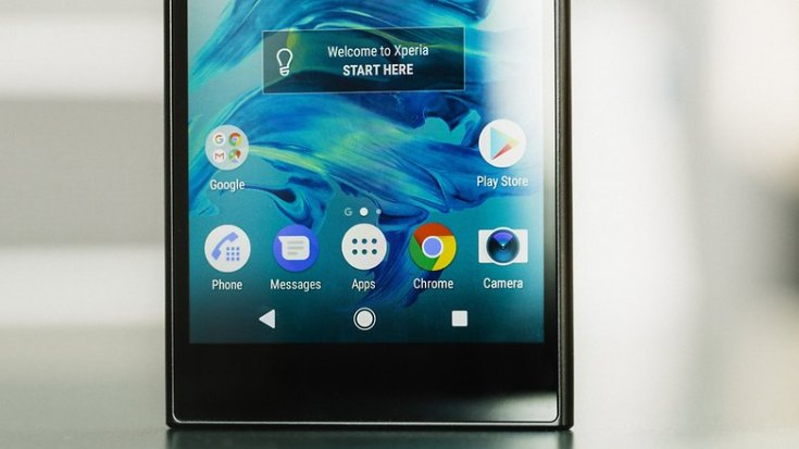 AndroidPIT sony xperia L2 0607