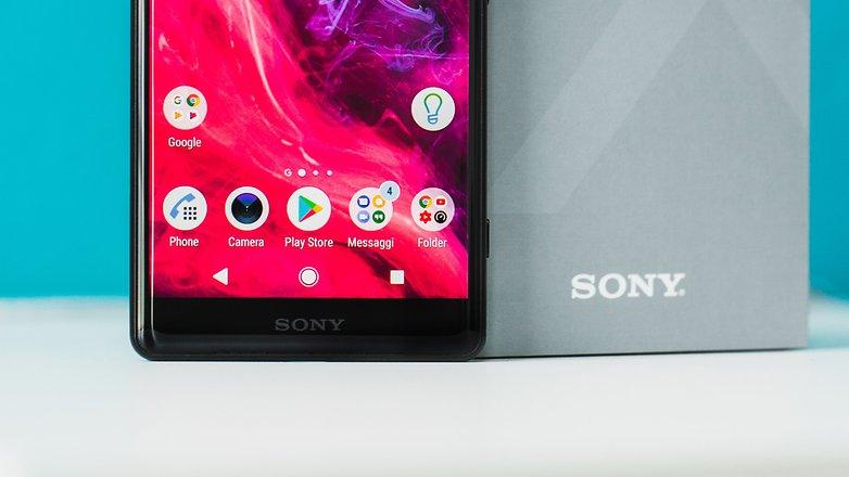 AndroidPIT sony xperia xz2 3120