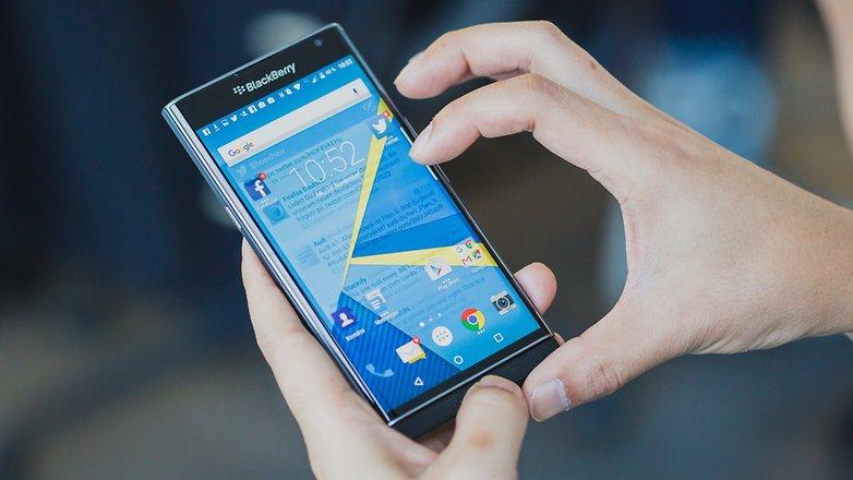 Androidpit BlackBerry Priv 35
