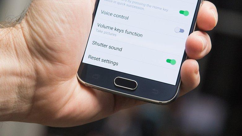 AndroidPIT Galaxy S6 xtrestrolite rom звуковая камера с затвором