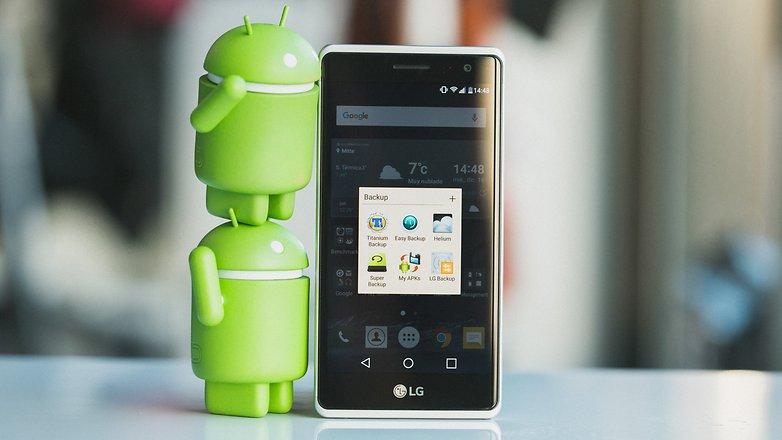 Резервное копирование AndroidPIT 9981