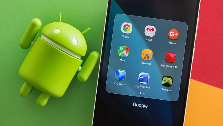 AndroidPIT Google apps 2