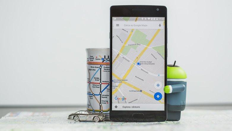androidpit google карты gps 3