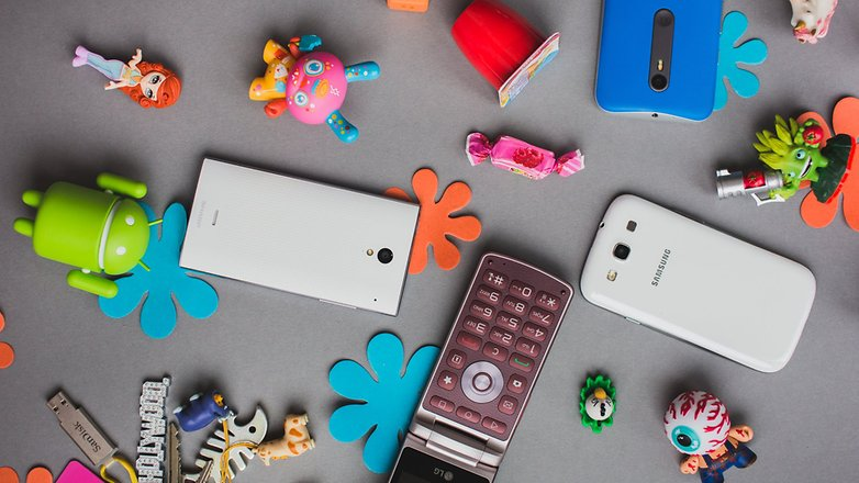 Смартфон AndroidPIT для детей 2