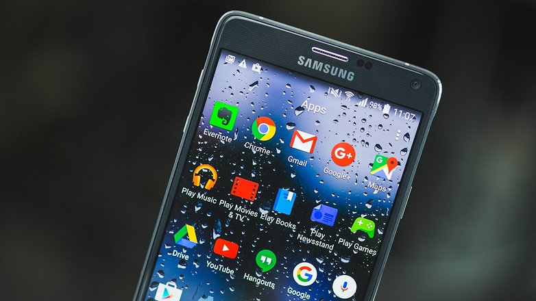 androidpit Samsung Galaxy Note4 2