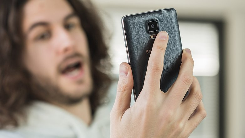 Советы по работе с камерой AndroidPIT Galaxy Note 4 5