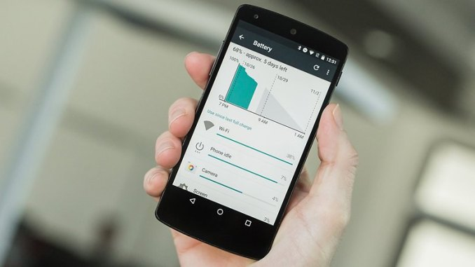 AndroidPIT Nexus 5 Android 6 0 Marshmallow problems 1