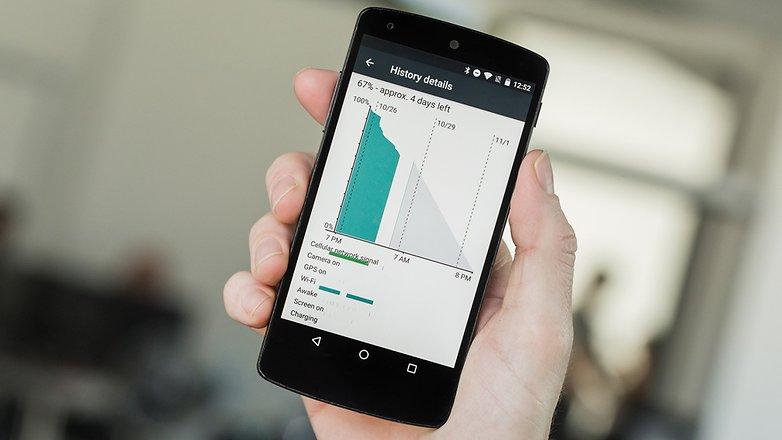 AndroidPIT Nexus 5 Android 6 0 Проблемы с Marshmallow 4