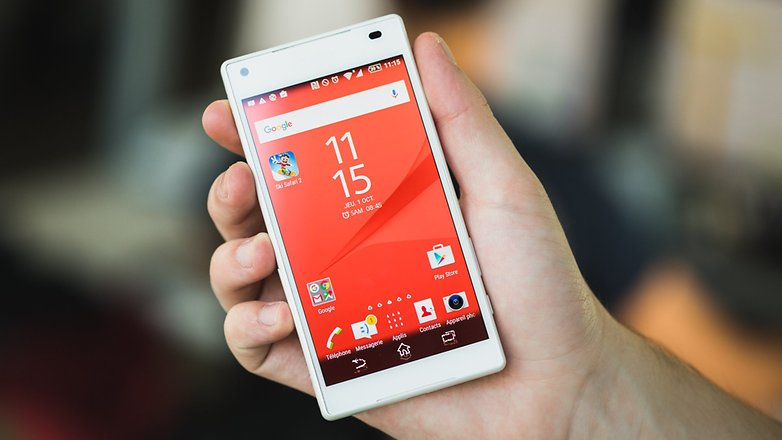 ANDROIDPIT лучший XPERIA Z5 COMPACT 2