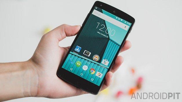 Интерфейс Android L lollipop 1